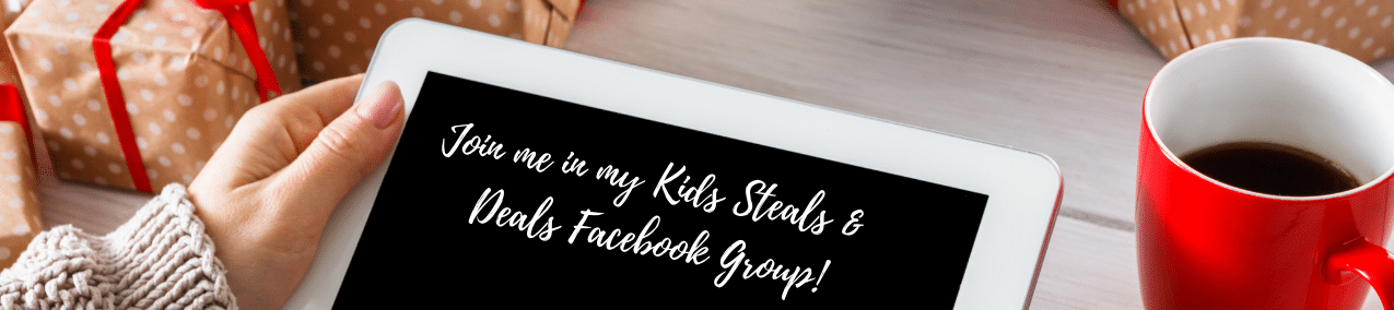 The Best Facebook Deal Group for Moms