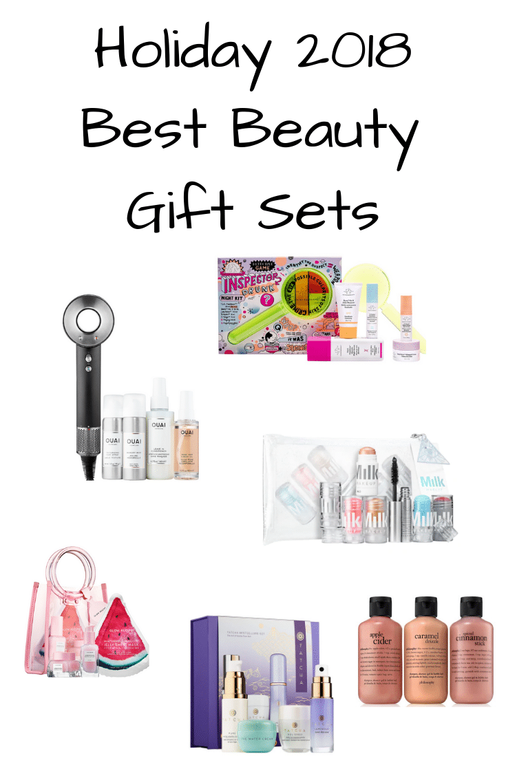 Best Holiday Beauty Gift Sets of 2018